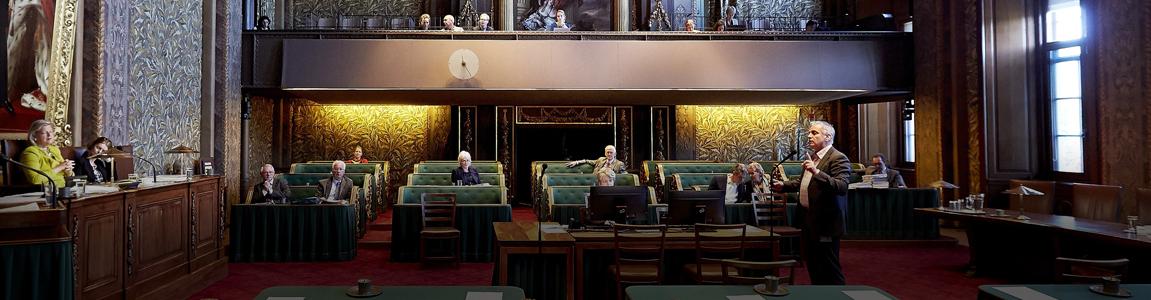 Eerste Kamer blokkeert bezuinigingen gefinancierde rechtsbijstand